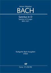 Johann Sebastian Bach: Sanctus en ré majeur