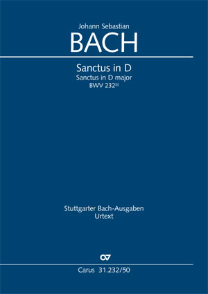 Johann Sebastian Bach: Sanctus in D