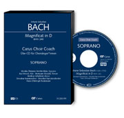 J. S. Bach: Magnificat in D BWV 243. Carus Choir Coach
