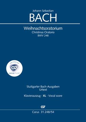 J. S. Bach: Weihnachtsoratorium BWV 248, Teile I-VI