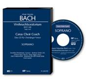 Bach: Christmas Oratorio Cantatas I-VI. Carus Choir Coach