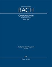 Johann Sebastian Bach: Osteroratorium