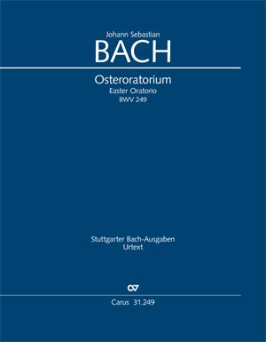 Johann Sebastian Bach: Oratorio de Pâques