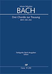 Bach: Drei Choräle zur Trauung