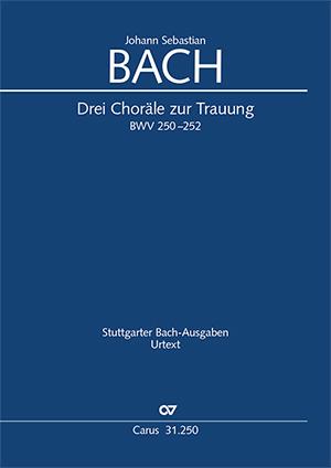 Bach: Three wedding chorales