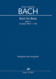 Bach for Brass I
