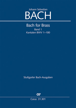 Bach for Brass 1: Cantatas I