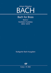 Bach for Brass II