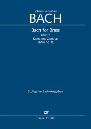 Bach for Brass 2: Cantatas II