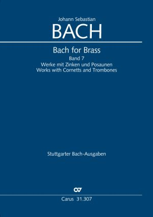 Bach for Brass