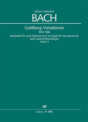 Johann Sebastian Bach: Aria mit 30 Veränderungen