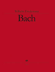 W.F.Bach: Complete Edition, Vol. 4 (Orchestral music 1: Concertos for harpsichord