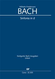 Wilhelm Friedemann Bach: Sinfonia d-Moll