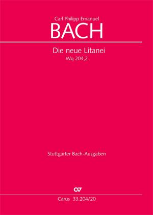 Carl Philipp Emanuel Bach: La nouvelle litanie 2