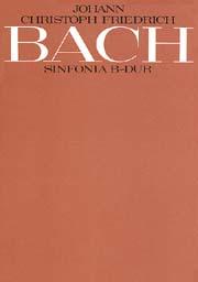 Johann Christoph Friedrich Bach: Sinfonia Nr. 20 in B