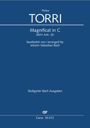 Pietro Torri: Magnificat in C