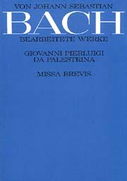 Giovanni Pierluigi da Palestrina: Missa brevis
