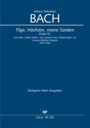 Johann Sebastian Bach: Tilge, Höchster, meine Sünden