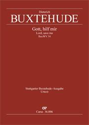 Dieterich Buxtehude: Gott, hilf mir