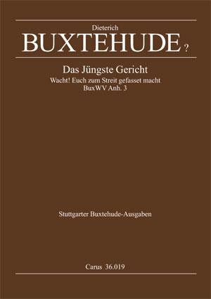Dieterich Buxtehude: Das jüngste Gericht