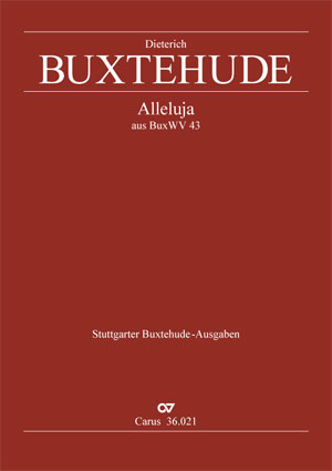 Dieterich Buxtehude: Alleluja