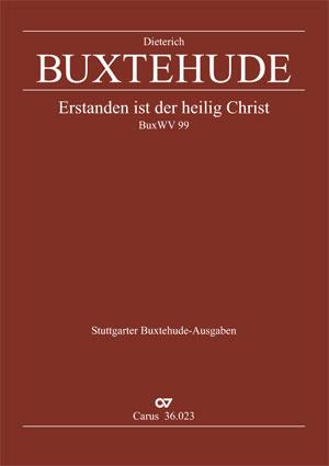 Dieterich Buxtehude: Erstanden ist der heilig Christ