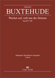 Dieterich Buxtehude: Wake, o wake and hear the voices