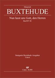 Dieterich Buxtehude: Nun lasst uns Gott, den Herren