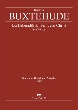 Dieterich Buxtehude: O price of life, Lord Jesus Christ
