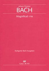 Johann Christian Bach: Magnificat in C