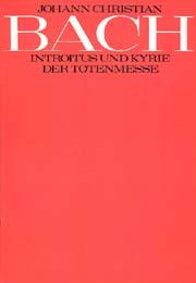 Johann Christian Bach: Introitus und Kyrie