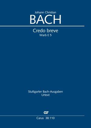 Johann Christian Bach: Credo breve