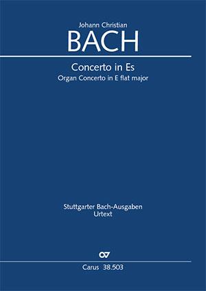 Johann Christian Bach: Orgelkonzert in Es