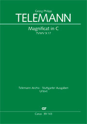 Georg Philipp Telemann: Magnificat in C