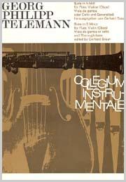 Georg Philipp Telemann: Suite in B minor