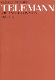 Telemann: Vier neue Sonaten (3 und 4)