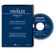Vivaldi: Gloria in D. Carus Choir Coach.