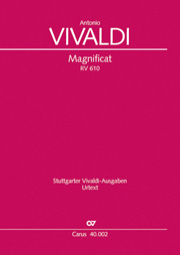 Antonio Vivaldi: Magnificat