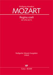Wolfgang Amadeus Mozart: Regina coeli en ut majeur