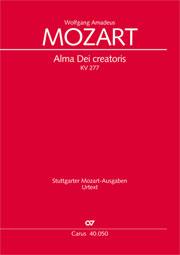 Wolfgang Amadeus Mozart: Alma Dei creatoris