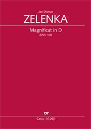 Jan Dismas Zelenka: Magnificat en ré majeur