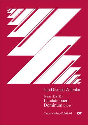 Jan Dismas Zelenka: Sing praises, servants of God most high