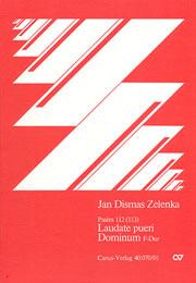 Jan Dismas Zelenka: Laudate pueri Dominum in F
