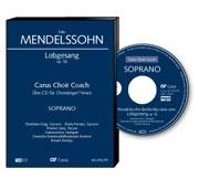 Mendelssohn: Chant de louange. Carus Choir Coach
