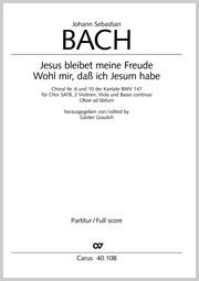 Johann Sebastian Bach: Jesus bleibet meine Freude