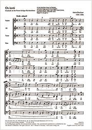 Anton Bruckner: Os justi