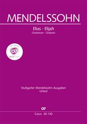 Felix Mendelssohn Bartholdy: Elias
