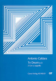 Antonio Caldara: Te Deum à 8 voci in D
