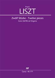 Liszt: Zwölf Stücke