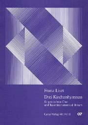Liszt: Drei Kirchenhymnen